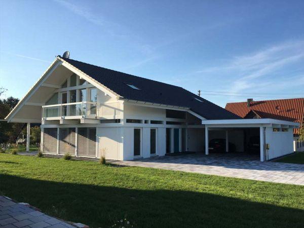Aktuelle Bauprojekte moderner Fachwerkhäuser – KURTH HAUS